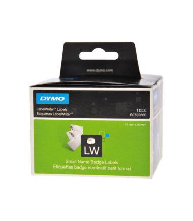 Etiquettes LabelWriter amovible, blanc, 89 x 41 mm (300 étiquettes) – DYMO