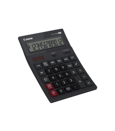 Calculatrice de bureau Canon (AS-1200)