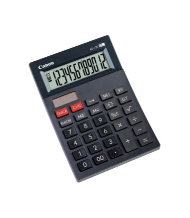Calculatrice de bureau Canon (AS-120)