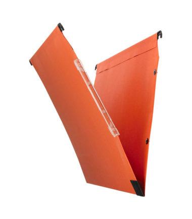 Dossiers suspendus pour armoires Visicontrol, fond en V, entraxe 330 mm (25 pc.) – Esselte