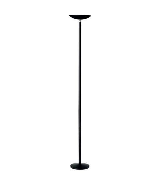 Lampadaire Dely, LED (noir) – UNILUX