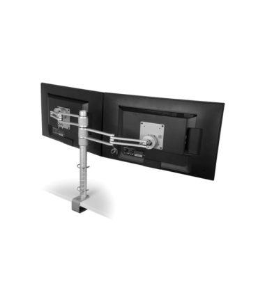 Bras pour 2 écrans R-Go Zepher 3 ECO Twin