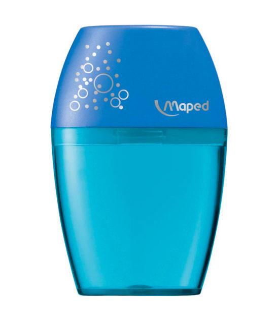 Taille-crayons Shaker 1 trou en boîte – Maped