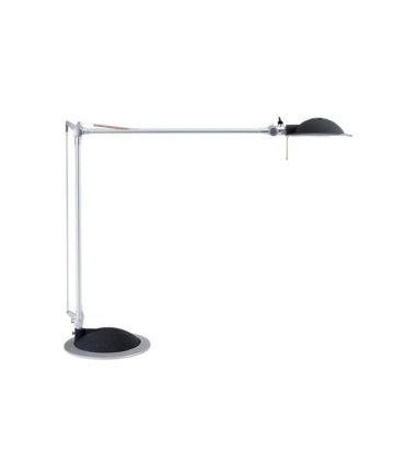 Lampe de bureau MAULbusiness, LED (gris) – MAUL