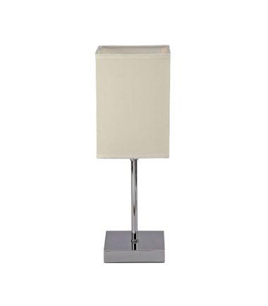 Lampe de bureau MAULstate (gris métallisé) – MAUL