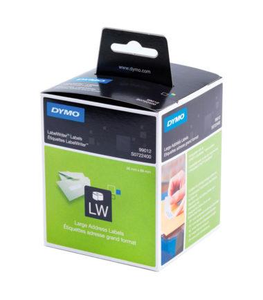 Etiquettes LabelWriter blanc, 89 x 36 mm (520 étiquettes) – DYMO