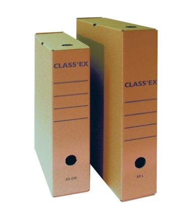 Boîte à archives (A4) – Class'ex