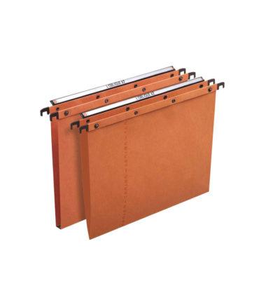 Dossiers suspendus pour tiroirs AZO, fond en V, entraxe 330 mm (25 pc.) – L'Oblique