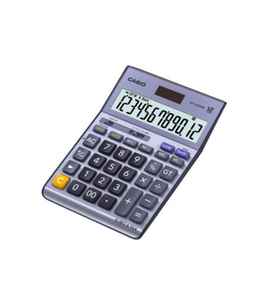 Calculatrice de bureau Casio (DF-120TER II)