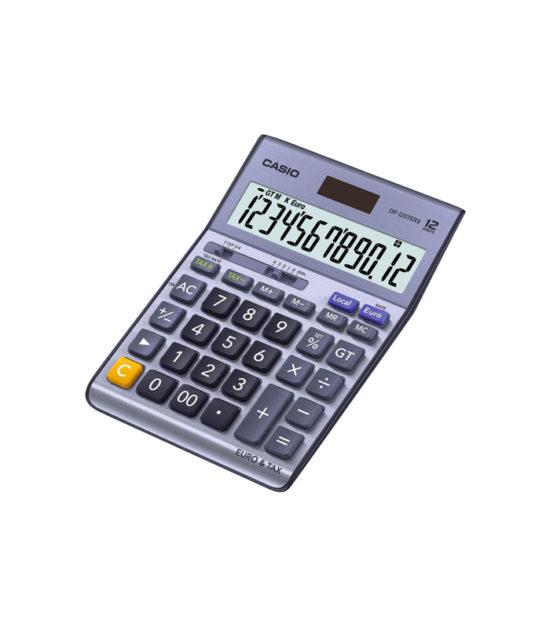 Calculatrice de bureau Casio (DF-120TER II)