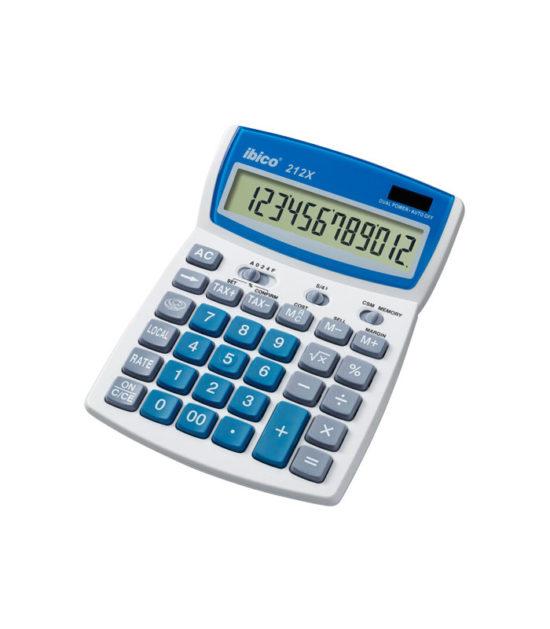 Calculatrice de bureau IBICO (212X)