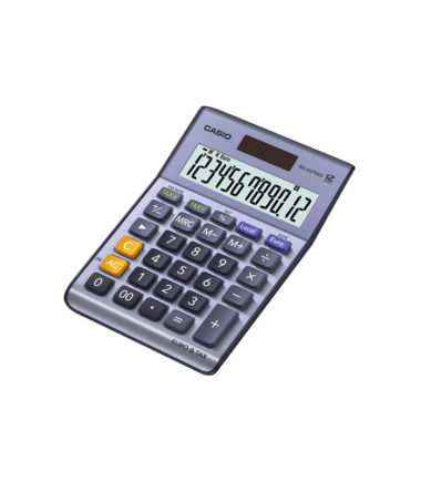 Calculatrice de bureau Casio (MS-120TER II)
