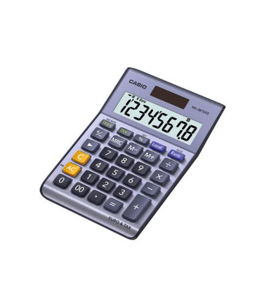Calculatrice de bureau Casio (MS-88TER II)