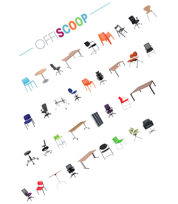 Mobiliers - Catalogue OFFISCOOP